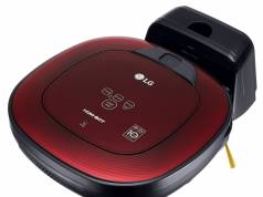 LG Staubsaugerroboter HomBot VRD 710 RRC mit Robonavi 10.0.