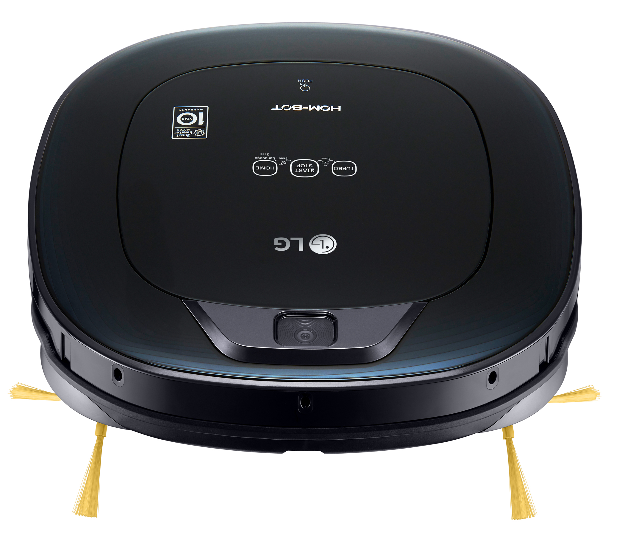 lg staubsaugerroboter hombot vre 610 bkc. Black Bedroom Furniture Sets. Home Design Ideas