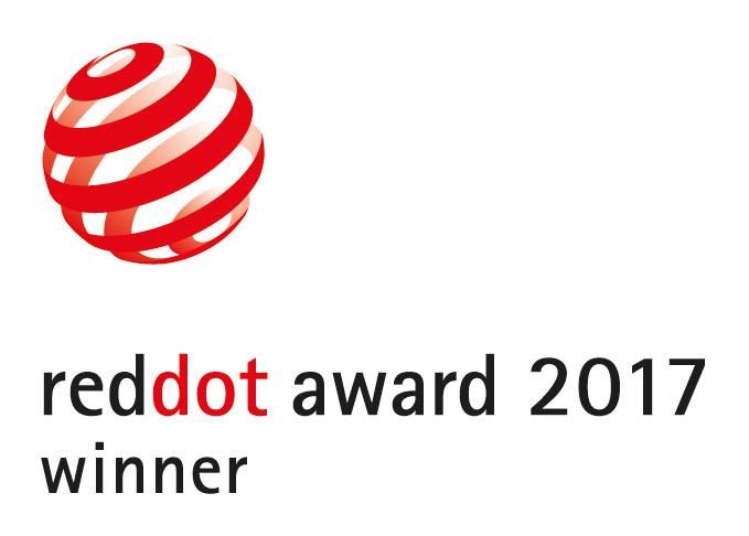 Red Dot Award 2017 Winner