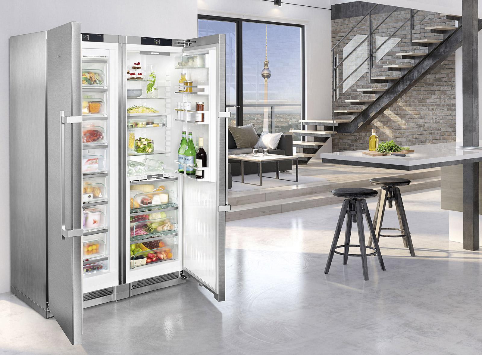 Side By Side Kühlschrank Liebherr : Red dot award für liebherr hohe designqualität