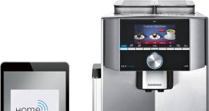 Siemens Kaffeevollautomat EQ.9 connect s900 mit THomeConnect.