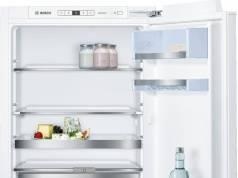 Prima Klima: Zwei Kühlschränke von Bosch fuhren bei der StiWa-Testsiege ein.