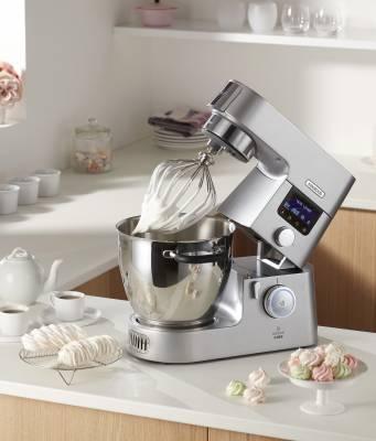 Die Kenwood Küchenmaschine Cooking Chef Gourmet KC09040S