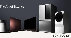 LG verspricht für die Signature-Range eine Rund-um-Betreuung.