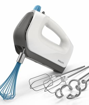 Der Philips Handmixer Viva Collection HR1583/00