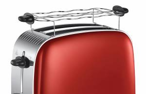 Russell Hobbs Colours Plus+ Toaster mit Schnell-Toast-Technologie.