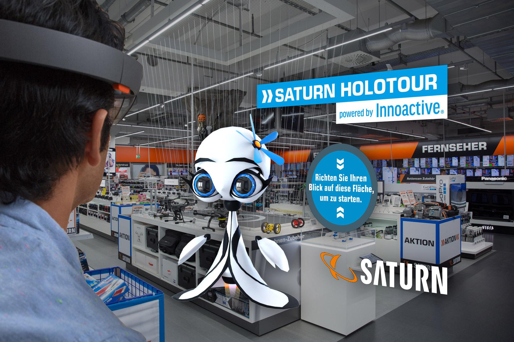 Side By Side Kühlschrank Saturn : Saturn mit augmented reality auf deutschlandtour