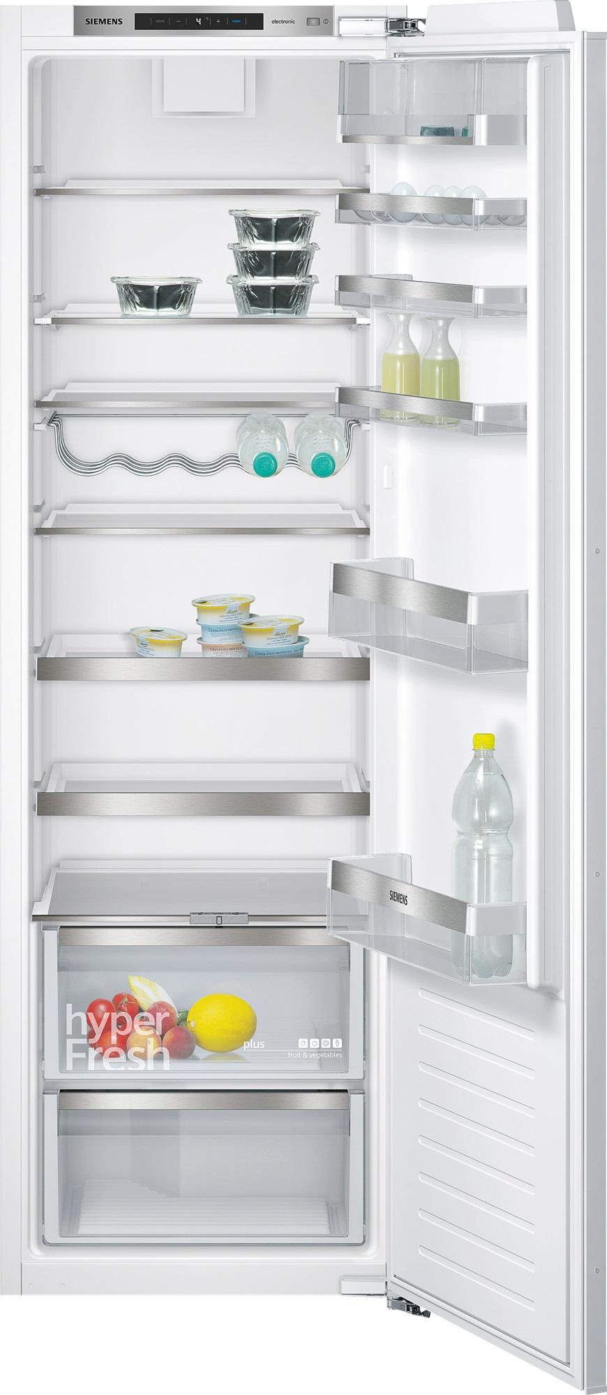 """Kühlkompetenz von Siemens: Gleich dreimal landete die Marke bei den """"test""""-Testern auf dem Podium ganz oben."""