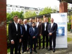 Der neue Vorstand des ZVEI-Fachverband Consumer Electronics.