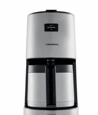 Die Grundig Kaffeemaschine Delisia KM 8680