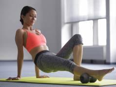 Medisana Massagerolle VarioRoll mit 3-stufiger Größeneinstellung.
