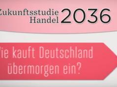 QVC Zukunftsstudie Handel 2036 - Shopping in 20 Jahren