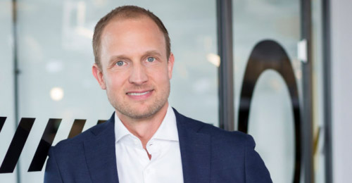 Thomas Schenk, Vice President Retail Excellence Otto Group
