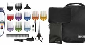 Wahl Haarschneider Color Pro Lithium mit 90 Minuten Betriebszeit.
