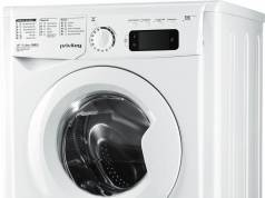 privileg Waschmaschine PWF M 643 mit Täglich Schnell Kurzprogrammen.