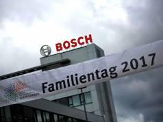 Dreifach-Jubiläum der BSH in Giengen.