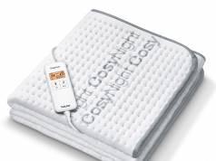 Beurer Wärmeunterbett CosyNight in zwei Modellen erhältlich.