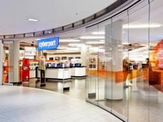 Der Cyberport Store ist die Bühne für den persönlichen Kundenkontakt.