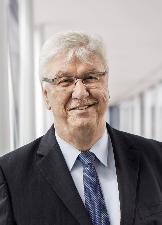 Volker Müller, Vorstandsvorsitzender der expert SE, geht im Frühjahr 2018 in den Ruhestand.
