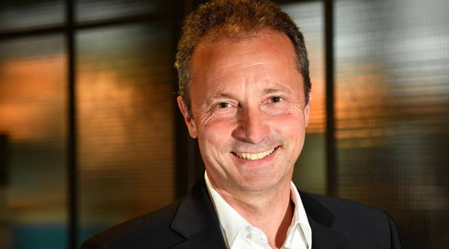 """""""Wir wollen uns stabilisieren und in den nächsten Jahren marktkonform wachsen"""", Vertriebsdirektor Peter Herzberger."""