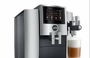 Der JURA Kaffeevollautomat S8