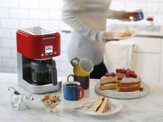 Kenwood Kaffeemaschine kMix mit Aroma Kontrolle.
