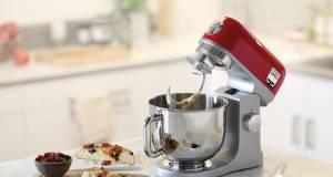 Kenwood Küchenmaschine kMix mit 6 Geschwindigkeitsstufen.