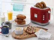 Kenwood Toaster kMix mit Bräunungsgradregler.