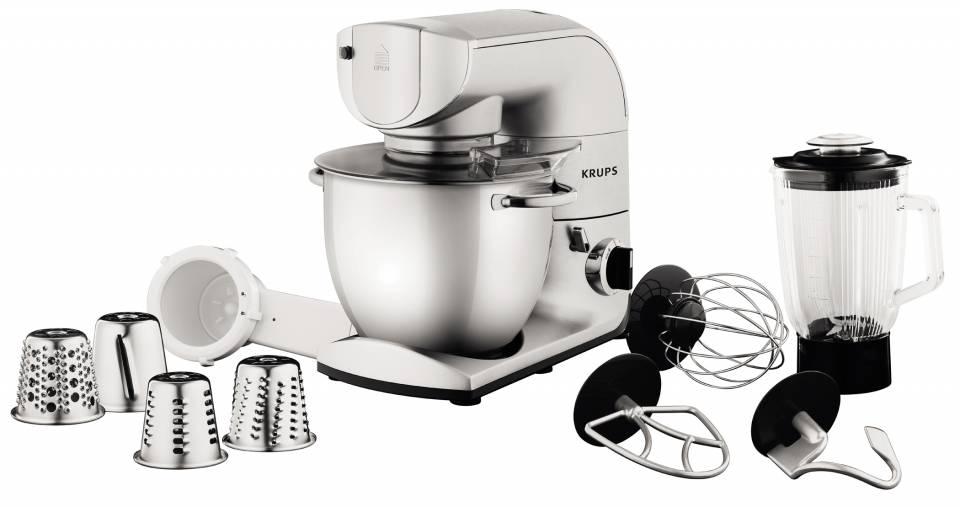 Krups Küchenmaschine Pro KA40 mit 5,5 Liter Schüssel.