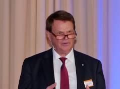 Manfred Handke, Vorsitzender der WIR Initiative