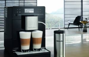 Der Miele Kaffeevollautomat CM 5300