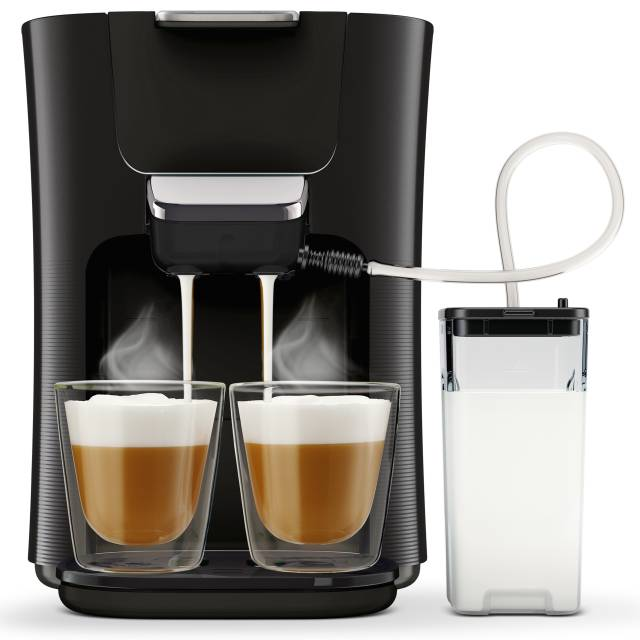 philips kaffeemaschine senseo latte duo plus hd6570. Black Bedroom Furniture Sets. Home Design Ideas