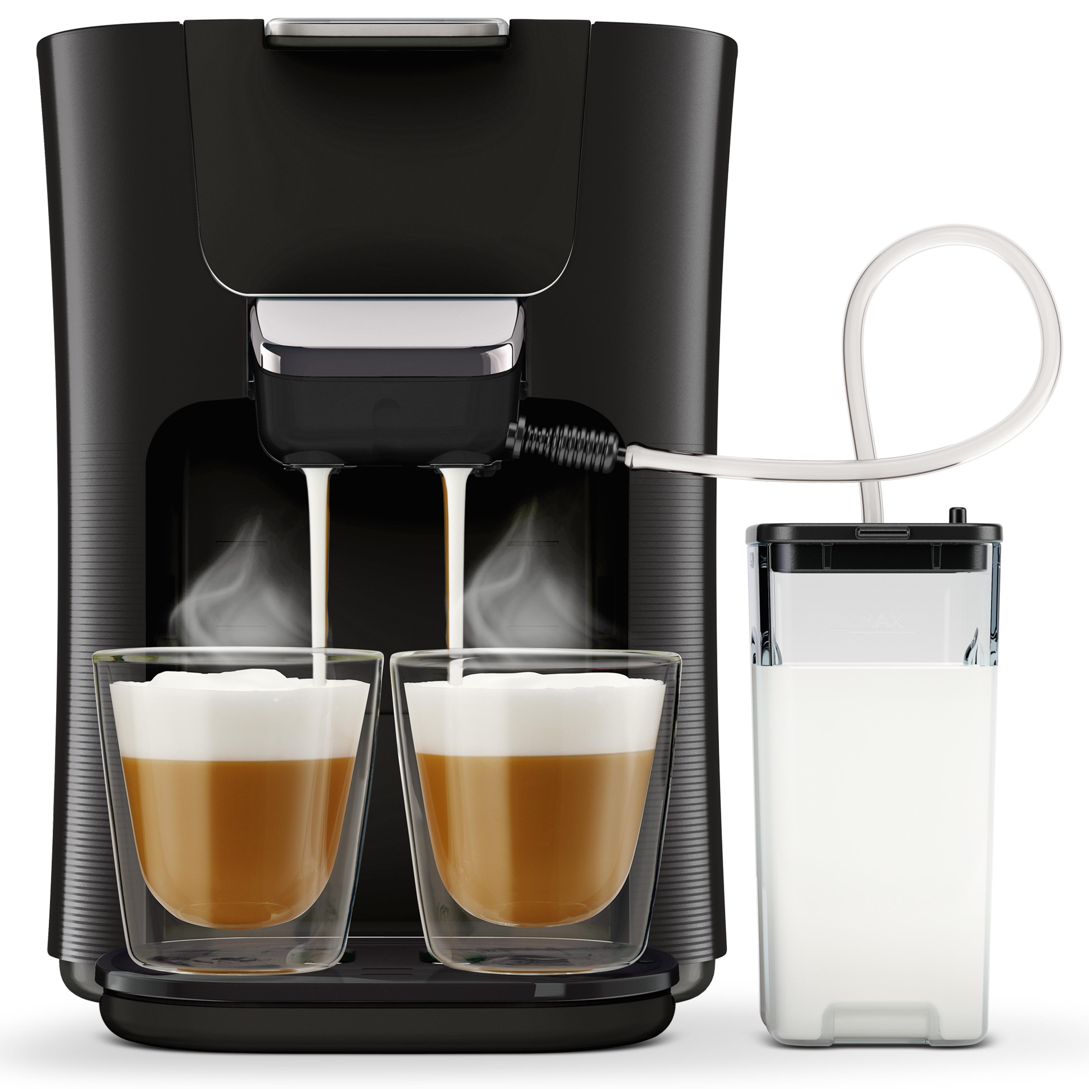 Philips Kaffeemaschine Senseo Latte Duo Plus HD6570