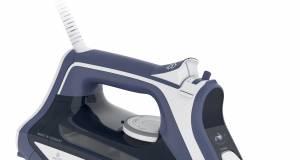 Rowenta Dampfbügeleisen Focus Excel mit Microsteam400 Laser Edelstahl Bügelsohle.