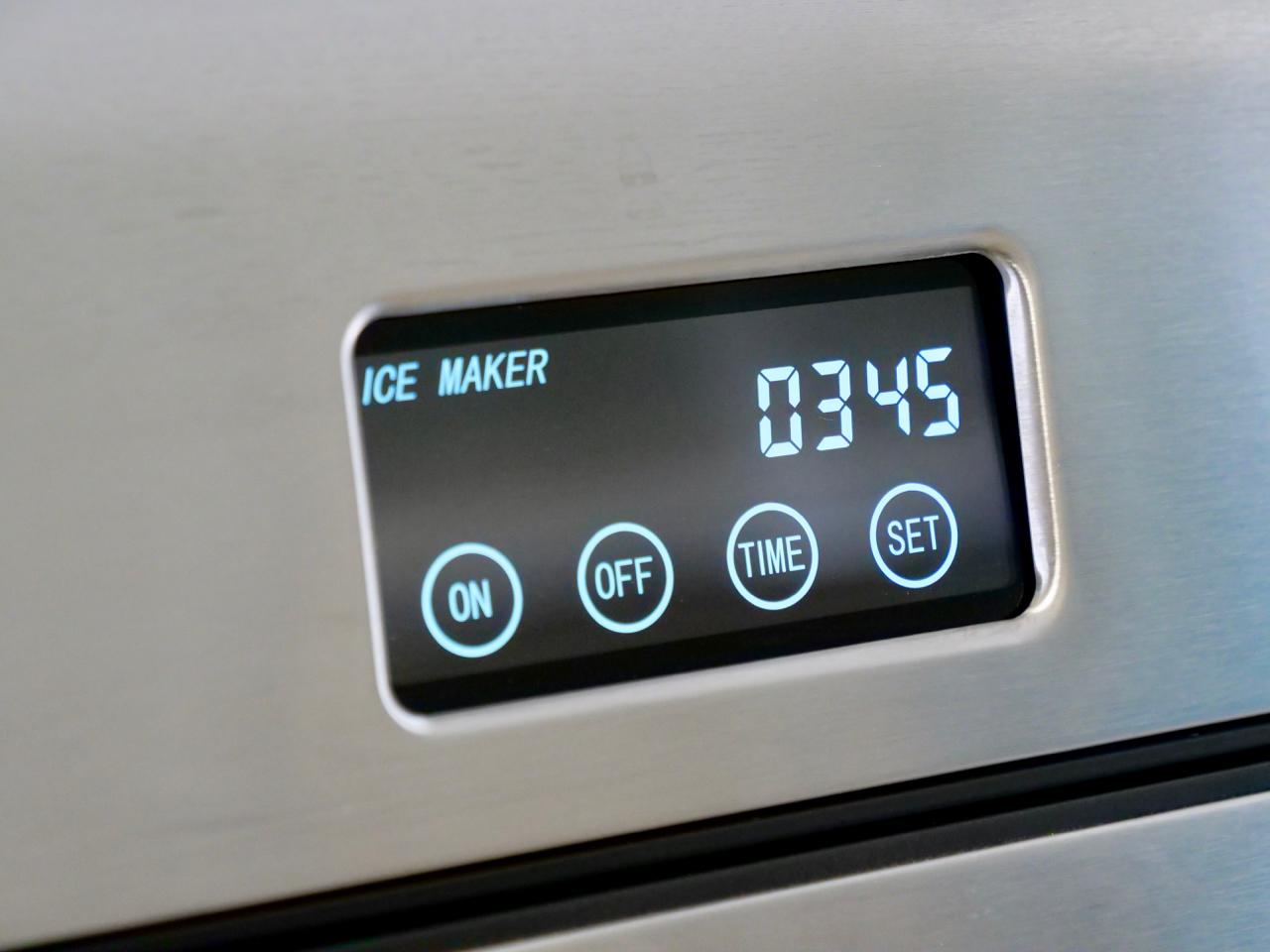 Unold Eiswürfelbereiter Edel - Ice Maker