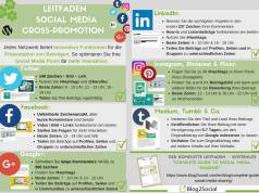 Social Media Cross Promotion Leitfaden