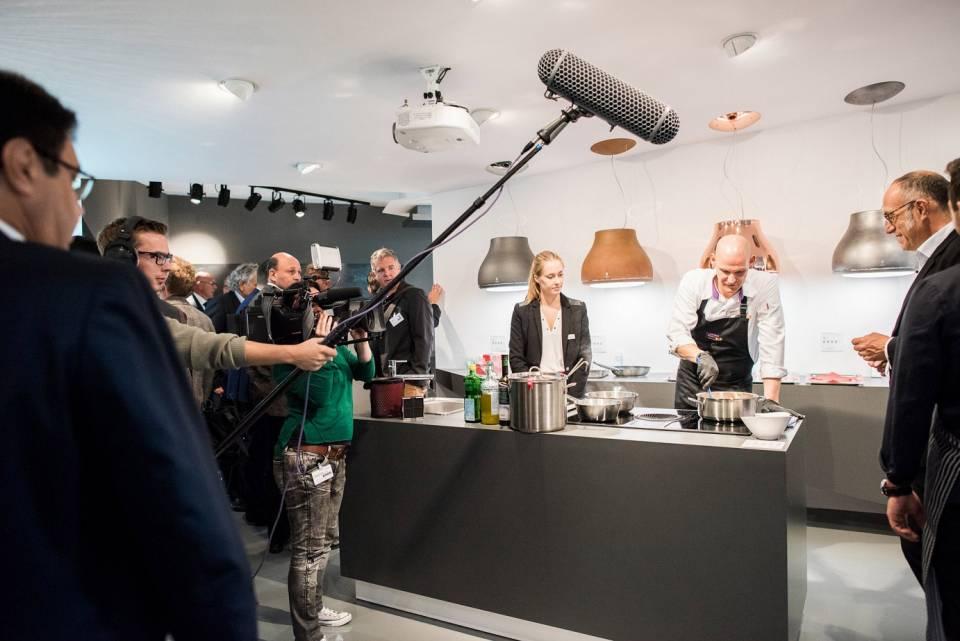 Pfichttermin für alle, die mit Küchen handeln: area30 in Löhne