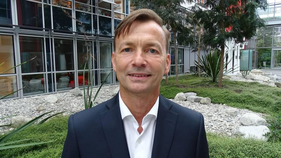 Arno Schmidt wird Geschäftsstellenleiter des Mittelstandskreises.