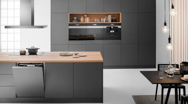 Bauknecht zeigt auf Gut Böckel die Küche als Ort das Herzstück des Zuhauses.