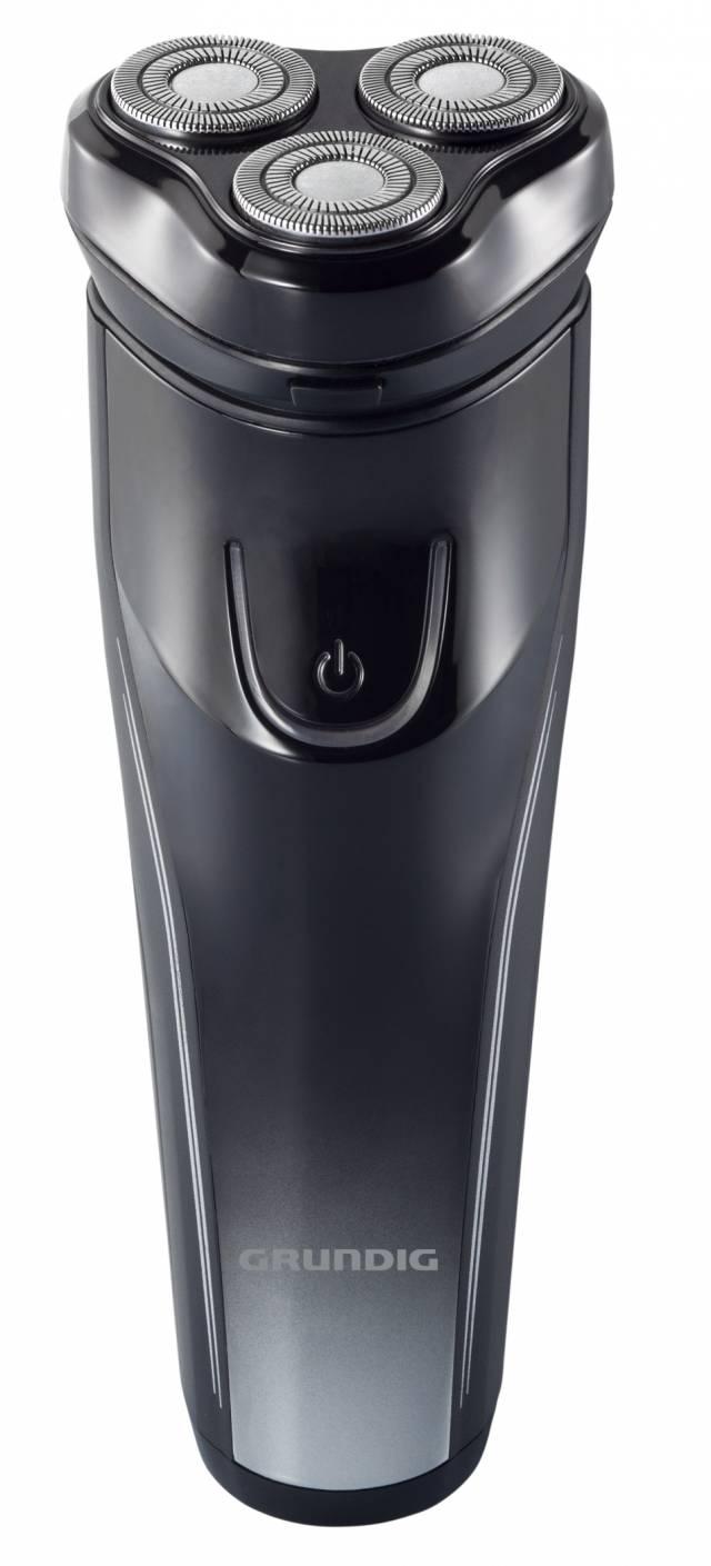 Grundig Rasierer MS 6640 mit rotierenden Scherköpfen.