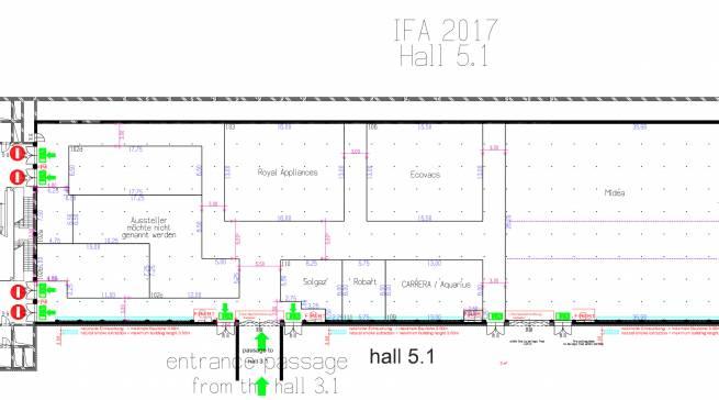 IFA 2017 Halle 5