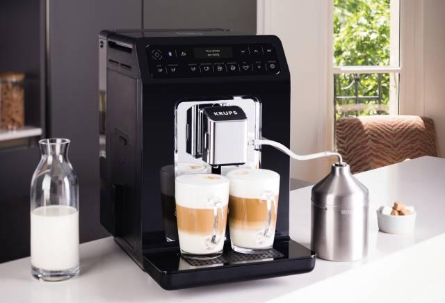 krups kaffeemaschine evidence mit quattro force technologie. Black Bedroom Furniture Sets. Home Design Ideas