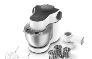 Krups Küchenmaschine Master Perfect mit FlexWhisk-Technologie.