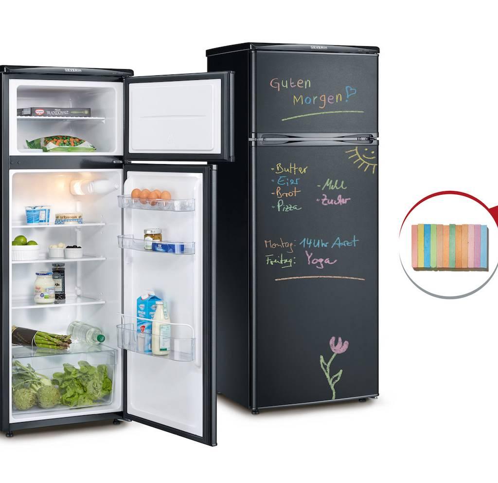Blickfang für die Küche: Kühl-/Gefrierschrank KS 9950.