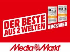 MediaMarkt wirkt: Nach der Auszeichnung die Kampagne.
