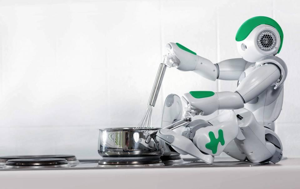 Die Digitalisierung erobert die Küche.
