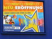 20. Juli 2017: Willkommen zur großen Neu-Eröffnung von Euronics XXL Lüdinghausen.