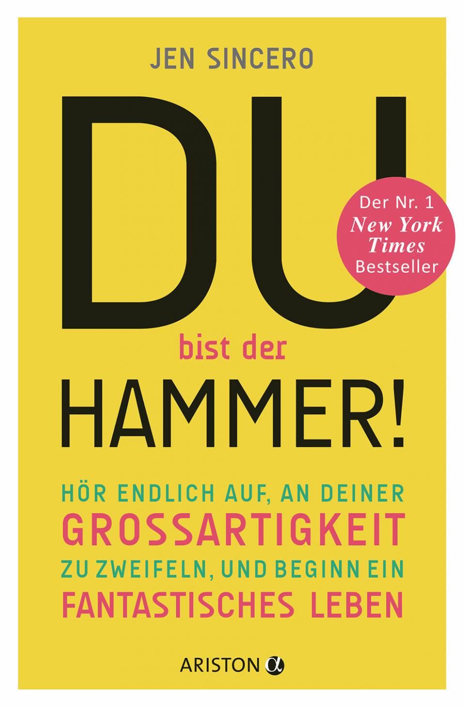 Cover Du bist der Hammer