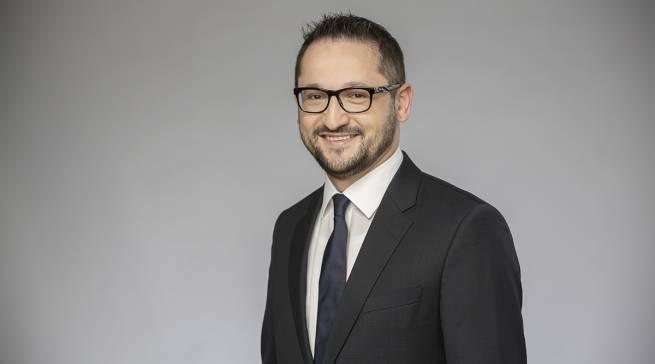 Danijel Vladimirov übernimmt die Gesamtvertriebsleitung für den Bereich Consumer Electronics.