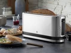 WMF KÜCHENminis Langschlitz-Toaster mit Keep Cool Wärmeisolierung.